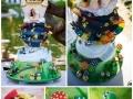 Epic Mario Cake