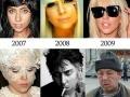 Lady Gaga's Timeline