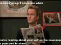 2 words Barney Stinson!