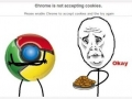 Chrome why you mad?