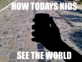 How kids see the world