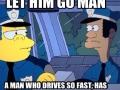 Said no cops ever