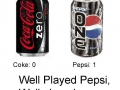 You got a point there pepsi
