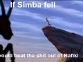 If Simba fell..