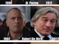 Actors and make-up