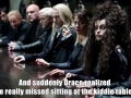 Move on Draco