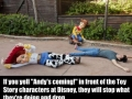 Trolling Disneyland staff