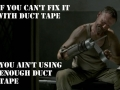 If you can't fix it..