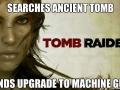 Tomb Raider logic