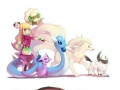 Zelda & Pok�mon Fusion