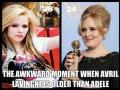 Really awkward