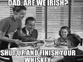 Are we Irish?