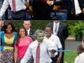 Obama with a lightsaber