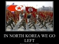 In North Korea..