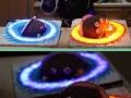 Awesome portal cake