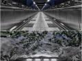 Stockholm�s metro station