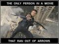 Bad Luck Hawkeye