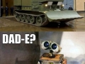 Finally Wall-E's Dad