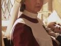 Hermione photobomb