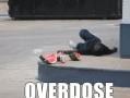 Dangers of overdose
