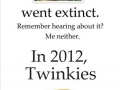 The power of twinkies