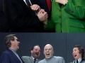 Putin and Merkel