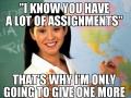 Hate these teachers