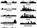How big cities look like