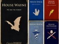 Books of Game of Thrones