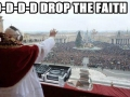 Dubstep pope