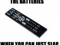 How to fix a remote