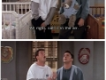 Joey & Chandler at their best