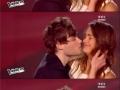 Epic fail kiss on The Voice