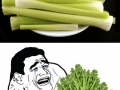Eat all the celery!