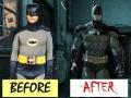 Batman on steroids