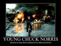 Young Chuck Norris