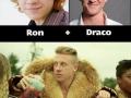 Ron + Draco