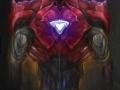 Biochemical Iron Man