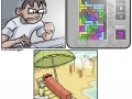 Every time I play tetris