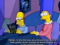 Homer's view on married life