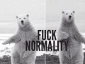 F**k normality