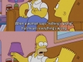 Homer gives great advice!