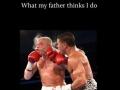 I am a boxer