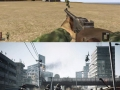 Battlefield: Then & Now