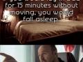 All those sleepless nights