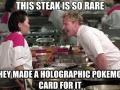 That rare!