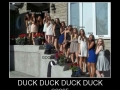 Duck duck duck, what?