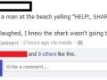 Help shark
