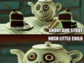 Little evil teapot