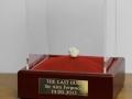 Sir Alex's last piece of gum